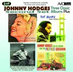 Hodges, Johnny - Three Classic Albums Plus