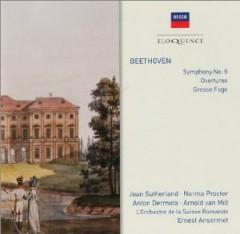 Ansermet, Ernest - Beethoven: Sym No 9/Overtures