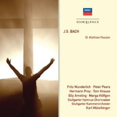 Bach, J.S. - St. Matthew Passion