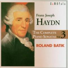 Haydn, J. - Complete Piano Sonatas V3