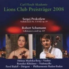 Prokofiev, S. - Lions Club Preistrager 20