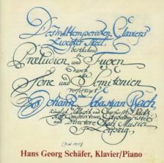 Bach, J.S. - Wohltemperierte Klavier 2