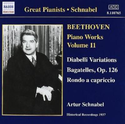 Beethoven, L. Van - Edition Vol.11:Diabelli V