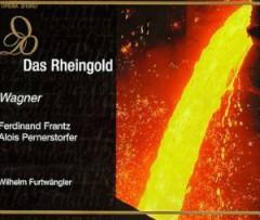 Wagner, R. - Das Rheingold (1950)