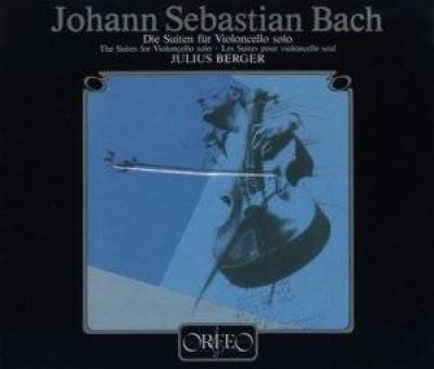 Bach, J.S. - Die Suiten Fur Violoncell