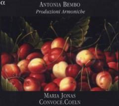 Bembo, A. - Produzioni Armoniche