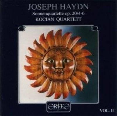 Haydn, J. - Sonnenquartette Vol.2