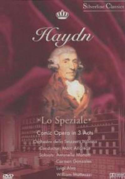 Haydn, J. - Lo Speziale  Comic Opera