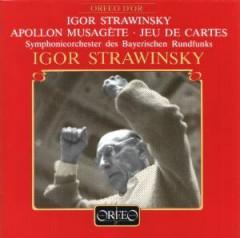 Stravinsky, I. - Apollon Musagete/Jeu De C