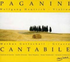 Paganini, N. - Cantabile
