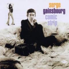 Gainsbourg, Serge - Comic Strip