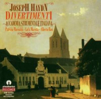 Haydn, J. - Partiten & Divertimenti