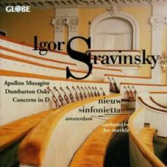 Stravinsky, I. - Apollon Musagete