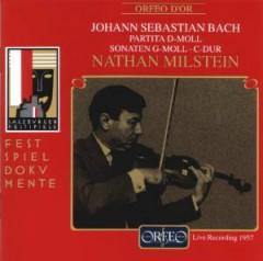 Bach, J.S. - Sonate G Moll