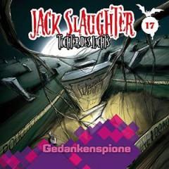 Audiobook - Jack Slaughter 17: Gedank