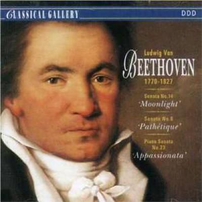 Beethoven, L. Van - Sonata No.14'moonlight'