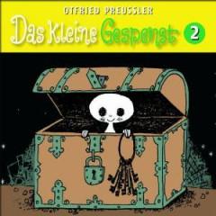 Audiobook - Das Kleine Gespenst 2