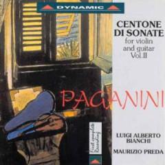 Paganini, N. - Centoni Di Sonate 2