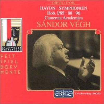 Haydn, J. - Symphonie B Dur
