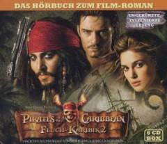 Audiobook - Pirates Of The Caribbean