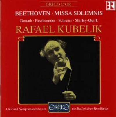 Beethoven, L. Van - Mass In C; Missa Solemnis