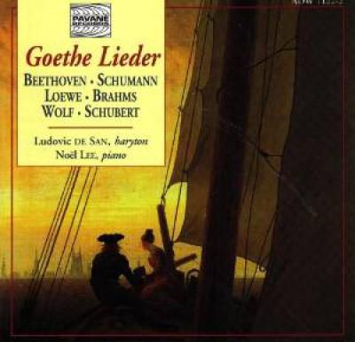 Beethoven, L. Van - Goethe Lieder