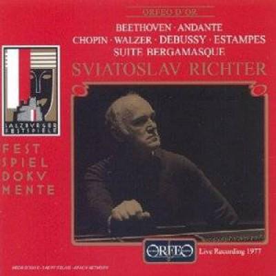 Beethoven, L. Van - Andante Favorites