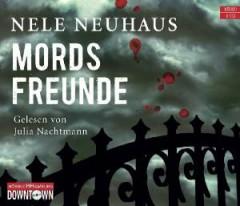 Audiobook - Mordsfreunde