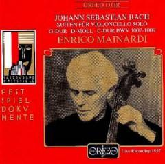Bach, J.S. - Suiten Fur Violoncello Bw
