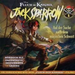Audiobook - Jack Sparrow Vol.1