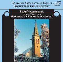 Bach, J.S. - Orgelwerke Jugendzeit