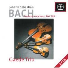 Bach, J.S. - Goldberg Variationen Bwv