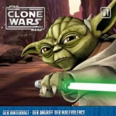 Audiobook - Clone Wars 01