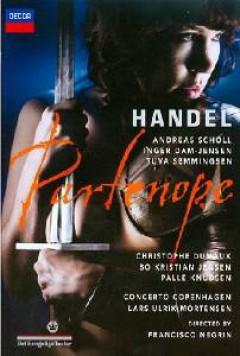 Handel, G.F. - Partenope