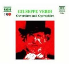 Verdi, G. - Ouvertueren & Oper