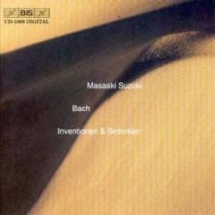 Bach, J.S. - Inventionen & Sinfonien