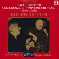Hindemith, P. - Cello Concerto/Sym.Tanze
