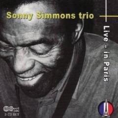 Simmons, Sonny - Live In Paris