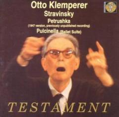 Stravinsky, I. - Otto Klemperer Conducts..