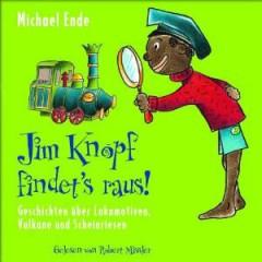 Audiobook - Jim Knopf Findet's Raus