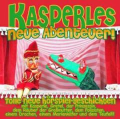 Audiobook - Kasperles Neueste..