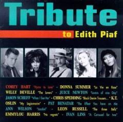 Piaf, Edith - Edith Piaf Tribute