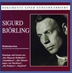 Wagner, R. - Sigurd Bjoerling