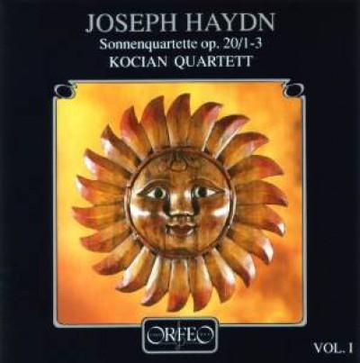 Haydn, J. - Sonnenquartet