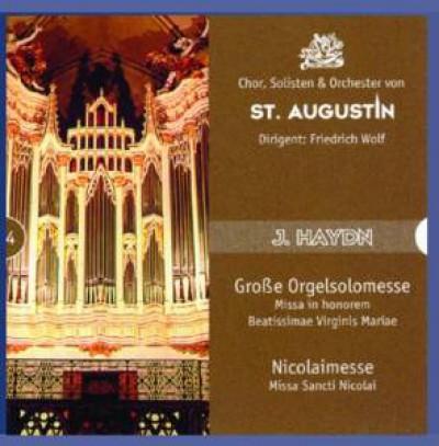 Haydn, J. - Missa In Honorem Beatissi