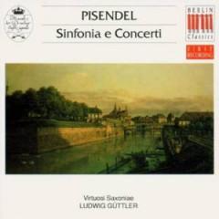 Pisendel & Telemann - Sinfonia E Concerti