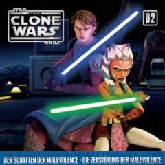 Audiobook - Clone Wars 02