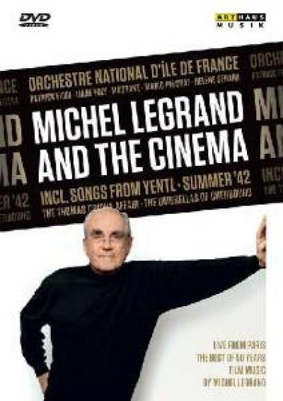 Legrand, Michel - And The Cinema