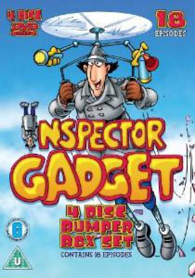 Animation - Inspector Gadget Box Set