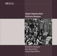Bach, J.S. - Stil'antico Motets